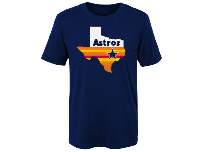 Houston Astros Outerstuff MLB Kids Sunrise State T-Shirt