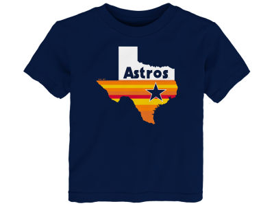Houston Astros Outerstuff MLB Infant Sunrise State T-Shirt