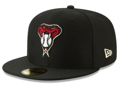 58b2b78b5a2c9 Arizona Diamondbacks New Era 2019 MLB Batting Practice 59FIFTY Cap