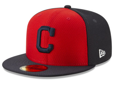 Cleveland Indians New Era 2019 MLB Batting Practice 59FIFTY Cap