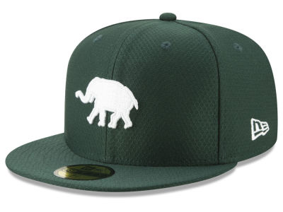 Oakland Athletics New Era 2019 MLB Batting Practice 59FIFTY Cap d9466747e418