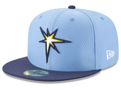 Tampa Bay Rays New Era 2019 MLB Batting Practice 59FIFTY Cap 76c8dd944