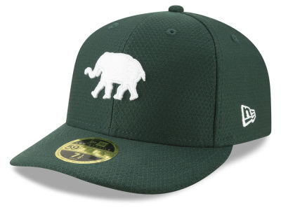 6242819ed Oakland Athletics New Era 2019 MLB Batting Practice Low Profile 59FIFTY Cap
