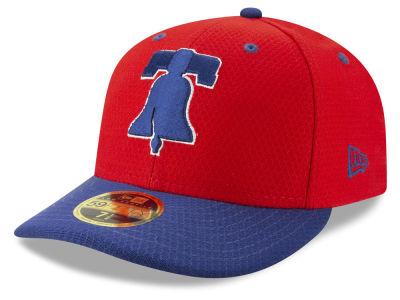 5fc0f0d40f7 Philadelphia Phillies New Era 2019 MLB Batting Practice Low Profile 59FIFTY  Cap
