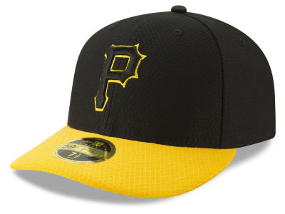 bcc8744a6be Pittsburgh Pirates New Era 2019 MLB Batting Practice Low Profile 59FIFTY Cap