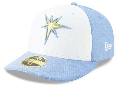 Tampa Bay Rays New Era 2019 MLB Batting Practice Low Profile 59FIFTY Cap