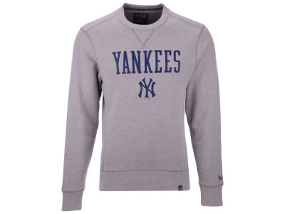 New York Yankees New Era MLB Men's Premium Crew Sweatshirt