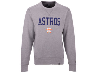 Houston Astros New Era MLB Men's Premium Crew Sweatshirt