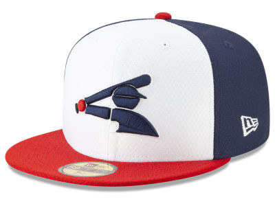 9de7ecd4f4c Chicago White Sox New Era 2019 MLB Kids Batting Practice 59FIFTY Cap