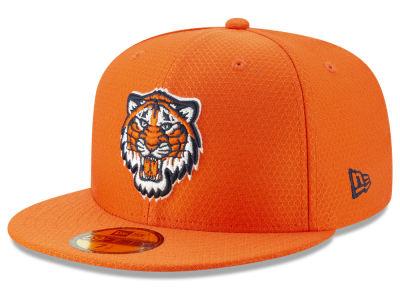 da08c4f18cc Detroit Tigers New Era 2019 MLB Kids Batting Practice 59FIFTY Cap
