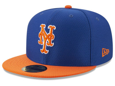 a22d5706754 New York Mets New Era 2019 MLB Kids Batting Practice 59FIFTY Cap