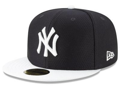 6a1a20964ac New York Yankees New Era 2019 MLB Kids Batting Practice 59FIFTY Cap