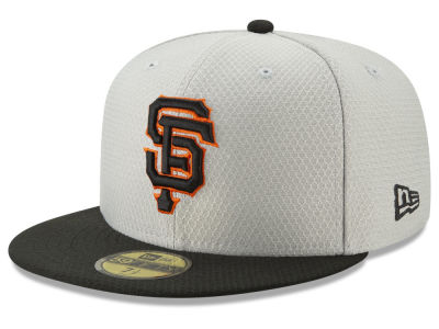 San Francisco Giants New Era 2019 MLB Kids Batting Practice 59FIFTY Cap