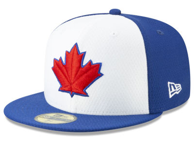 Toronto Blue Jays New Era 2019 MLB Kids Batting Practice 59FIFTY Cap