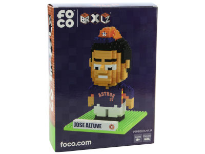 Houston Astros Jose Altuve Forever Collectibles 3D Player Puzzle