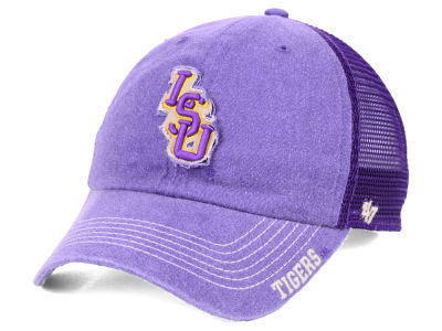 LSU Tigers '47 NCAA Burnstead Mesh CLEAN UP Cap