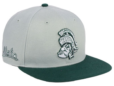 Michigan State Spartans '47 NCAA Sure Shot 2 Tone CAPTAIN Cap