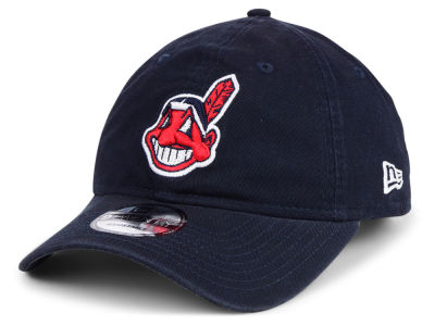 Cleveland Indians New Era MLB On Field Replica 9TWENTY Cap