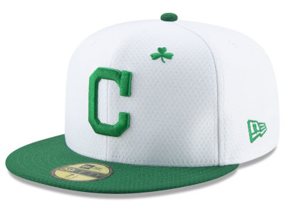 Cleveland Indians New Era 2019 MLB St. Paddys Day 59FIFTY Cap