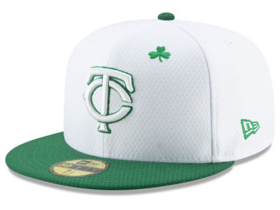 Minnesota Twins New Era 2019 MLB St. Paddys Day 59FIFTY Cap