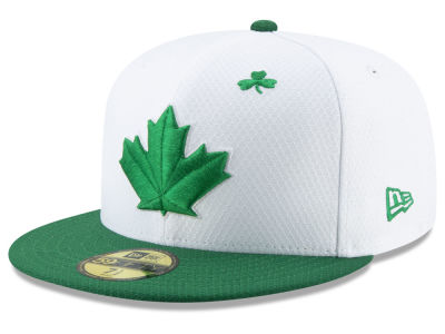 Toronto Blue Jays New Era 2019 MLB St. Paddys Day 59FIFTY Cap
