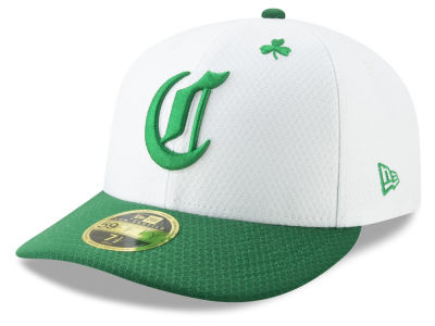 Cincinnati Reds New Era 2019 MLB St. Paddys Day Low Profile 59FIFTY Cap