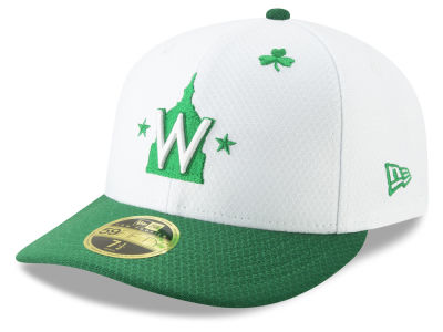 Washington Nationals New Era 2019 MLB St. Paddys Day Low Profile 59FIFTY Cap 841ff7b1c4e3