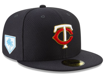 Minnesota Twins New Era 2019 MLB Spring Training 59FIFTY Cap
