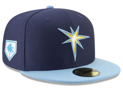 Tampa Bay Rays New Era 2019 MLB Spring Training 59FIFTY Cap