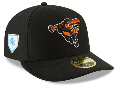 22721ea657a Baltimore Orioles New Era 2019 MLB Spring Training Low Profile 59FIFTY Cap