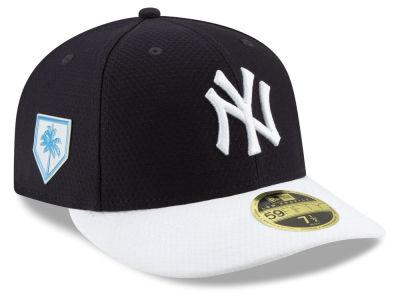 140e62eae04  40.00. New York Yankees New Era 2019 MLB Spring Training Low Profile 59FIFTY  Cap