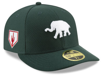 Oakland Athletics New Era 2019 MLB Spring Training Low Profile 59FIFTY Cap