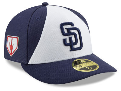 San Diego Padres New Era 2019 MLB Spring Training Low Profile 59FIFTY Cap 2486f990b3e7