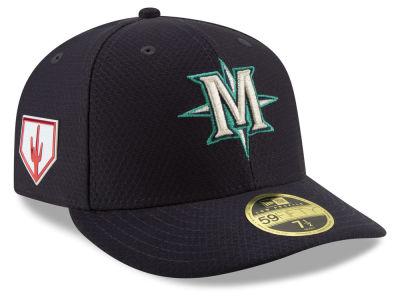 4c3dae1fe2e Seattle Mariners New Era 2019 MLB Spring Training Low Profile 59FIFTY Cap
