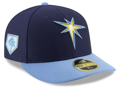 Tampa Bay Rays New Era 2019 MLB Spring Training Low Profile 59FIFTY Cap