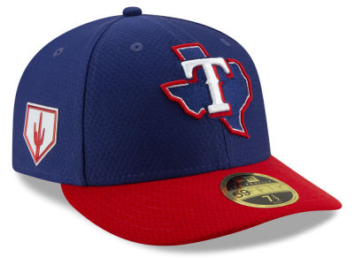 Texas Rangers New Era 2019 MLB Spring Training Low Profile 59FIFTY Cap