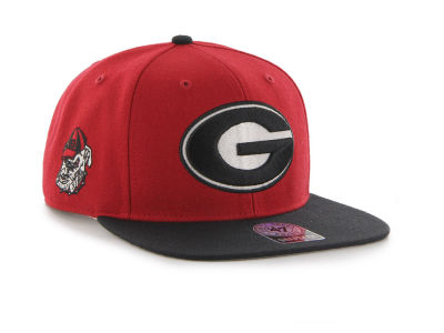 Georgia Bulldogs '47 NCAA Sure Shot 2 Tone CAPTAIN Cap