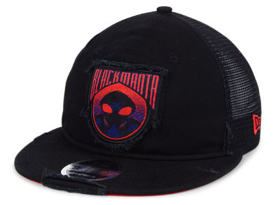 Aquaman New Era Black Manta Trucker Cap