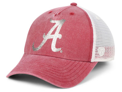 Alabama Crimson Tide Top of the World NCAA Women's Prime Glitz Trucker Cap