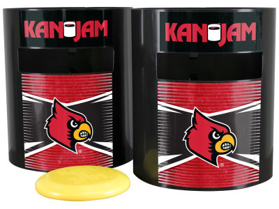 Louisville Cardinals Wild Sports NCAA Kan Jam