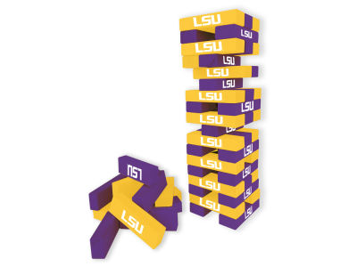 LSU Tigers Wild Sports NCAA Table Top Stackers Game