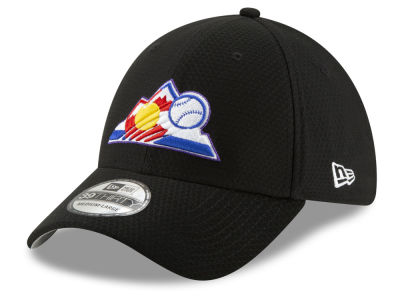 timeless design 68699 48d00 ... core 49forty fitted hat graphite a1ff7 5b1ec  ireland colorado rockies  new era 2019 mlb batting practice 39thirty cap ad2ed de369