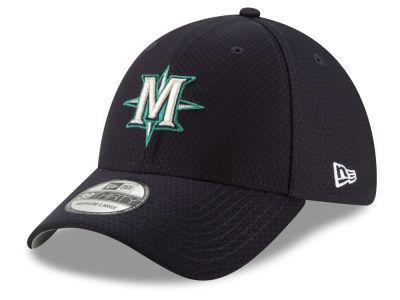 Seattle Mariners New Era 2019 MLB Batting Practice 39THIRTY Cap 0894e8005589