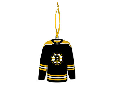 Boston Bruins NHL Resin Jersey Ornament