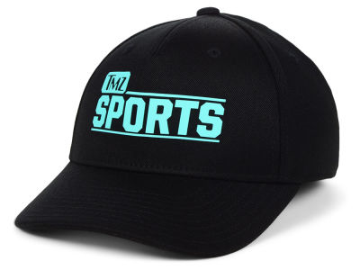 TMZ Sports Stretch Fitted Cap
