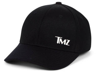 TMZ Stretch Fitted Cap