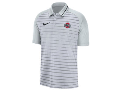 Nike NCAA Men's Stripe Polo