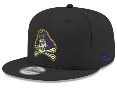 East Carolina Pirates New Era NCAA Core 9FIFTY Snapback Cap