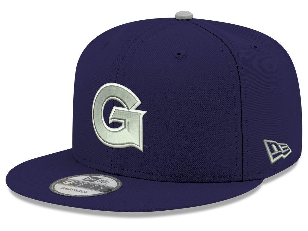 Georgetown Hoyas New Era NCAA Core 9FIFTY Snapback Cap  214272a5efc9