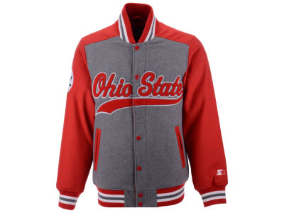 Ohio State Buckeyes Starter NCAA Men's Letterman Jacket